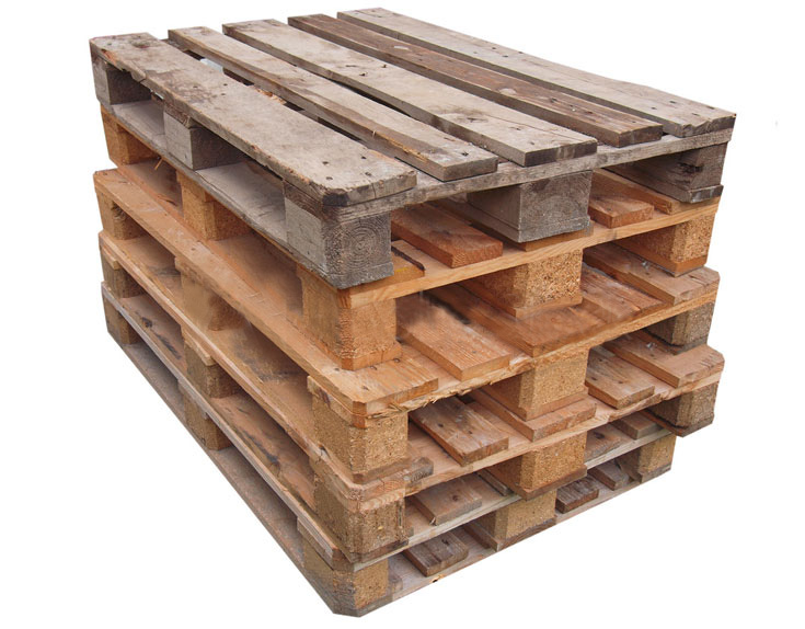 Wood Pallets Recycle, Repair, Remove for Toronto and Durham regions